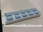 molde para cubitos de hielo doble
