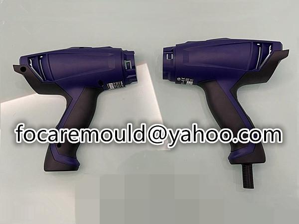Molde de pistola de calor 2k