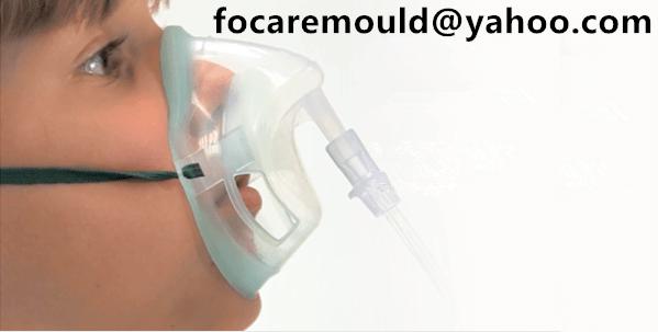 mascarilla medica pediatrica de molde rotatorio