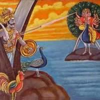 """சங்கத் தமிழில் """"சூர சம்ஹாரம்"""""""