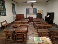 当時の教室の様子