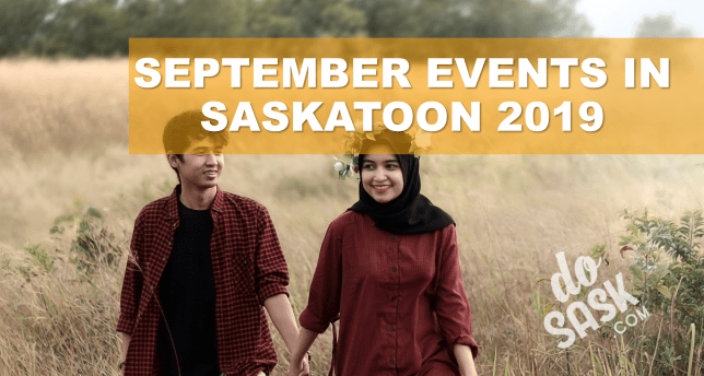 Blog header depicts couple walking through the field holding hands and smiling. Woman is wearing a black headscarf. Both are wearing burgundy tones.