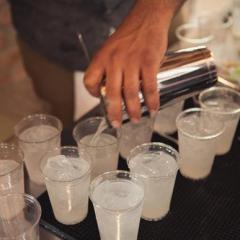 Nico Osteria cocktails
