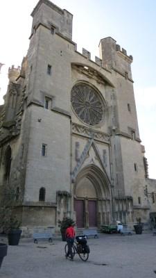 Catedral de Bèziers.