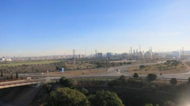 Salida de Tarragona