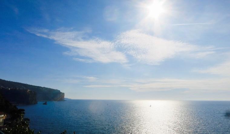 Acantilados de la península Sorrentina