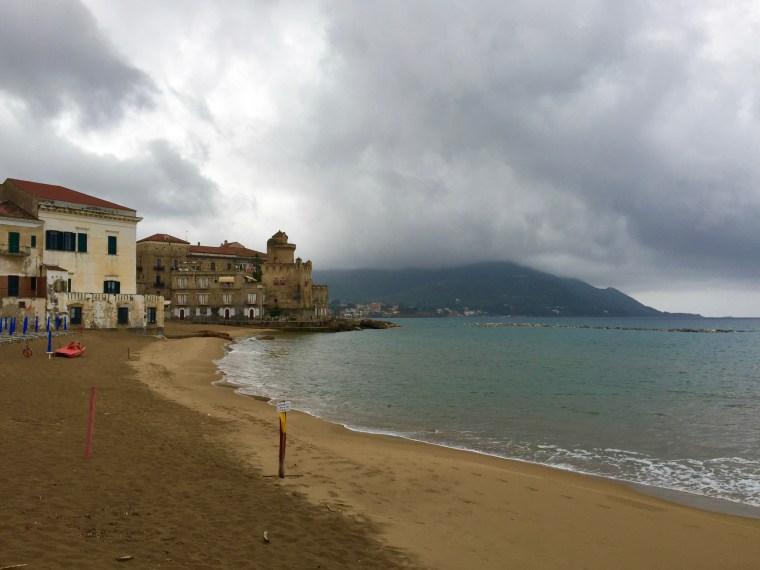 Playa de Santa María de Castellabate