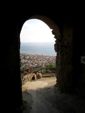 Vista desde Nicotera
