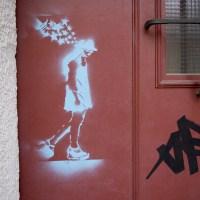 Streetart in Augsburg