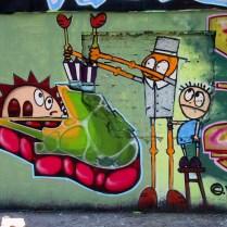 2001-06-26 G1 Graffiti Schlachthof Wiesbaden 025