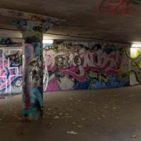 Frankfurt - Kunst am Ratswegkreisel im Osten