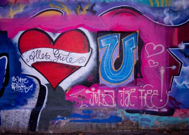 Darmstadt Graffiti