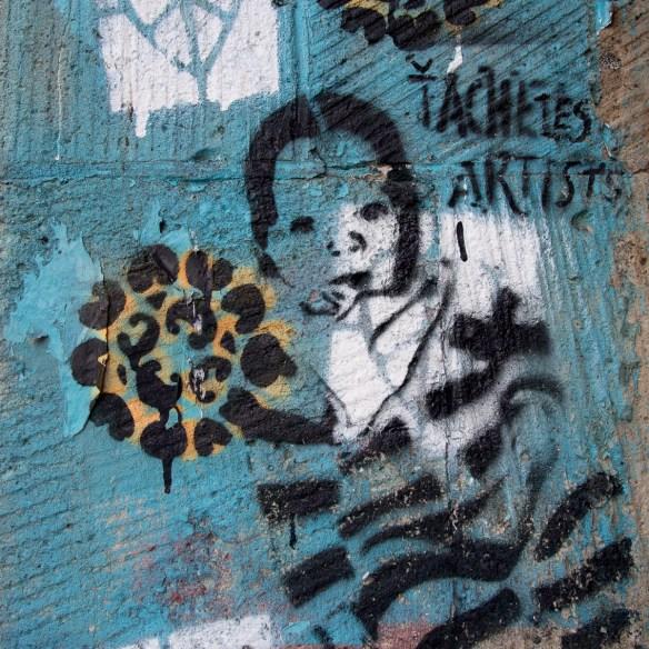 Berlin Tacheles Streetart