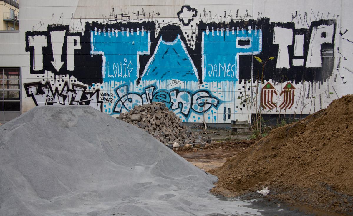 Frankfurt - Graffiti & Streetart um den Osthafen