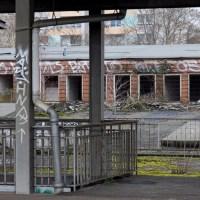 Ruheorte - Lost Place - Der Ostbahnhof in Frankfurt