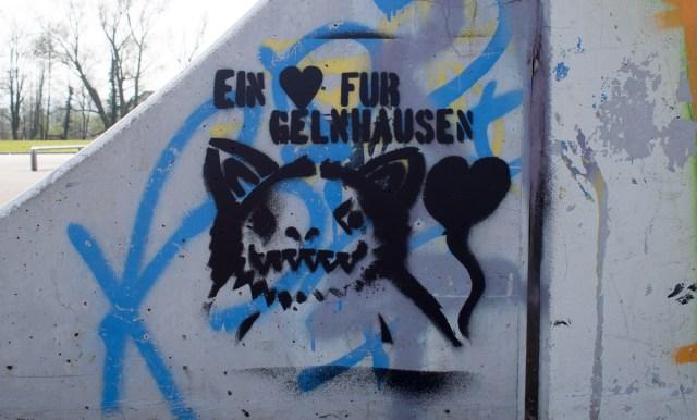 2014-03-30 EM1 Graffiti Gelnhausen 0012
