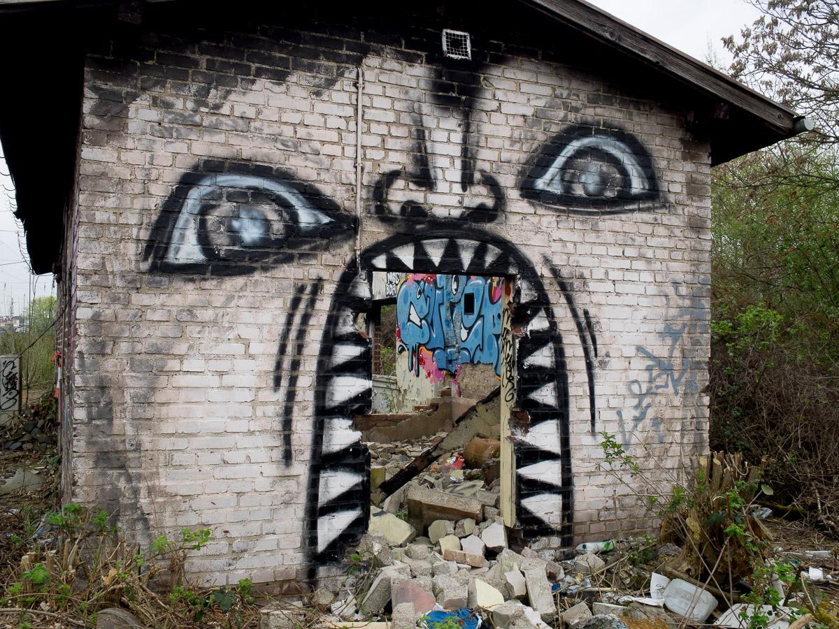 monster haus in mainz kastel. Black Bedroom Furniture Sets. Home Design Ideas