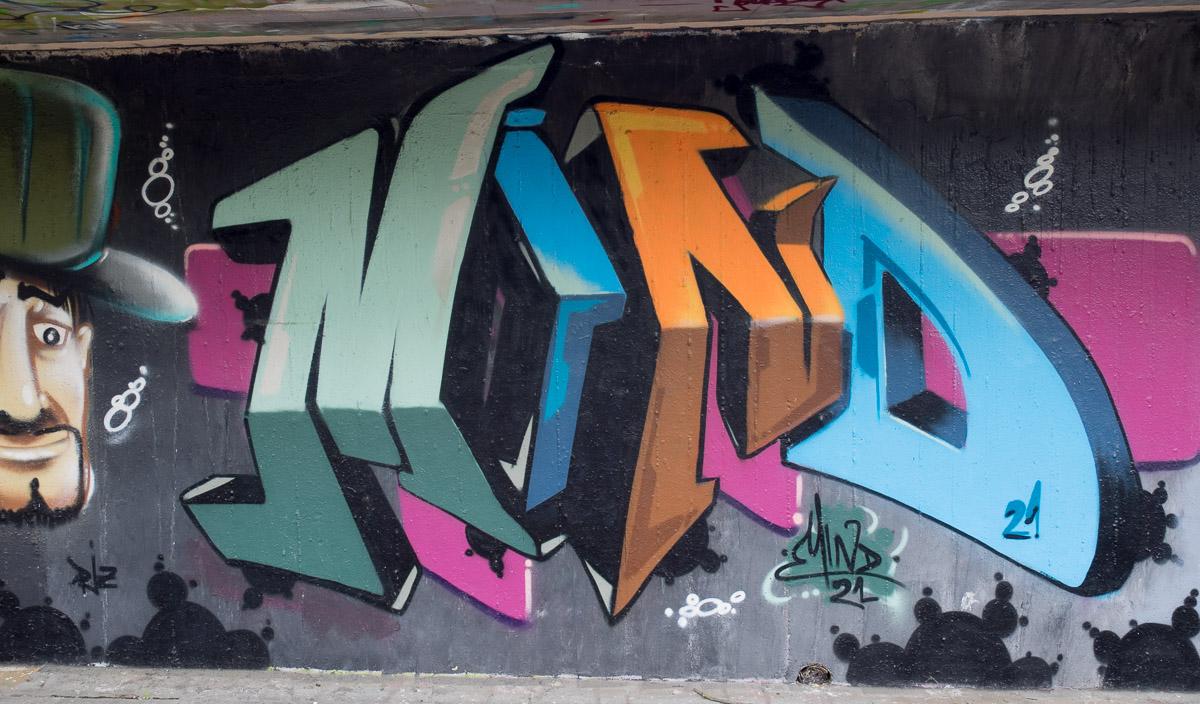 Graffiti Ingelheim