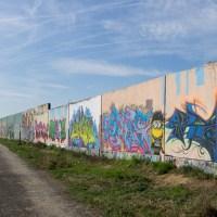 Update für Orte für Graffiti im Rhein-Main-Gebiet (22 Wände)