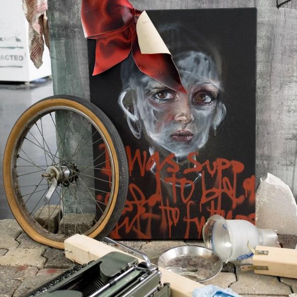 Herakut Graffiti