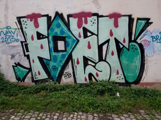 Trier Graffiti