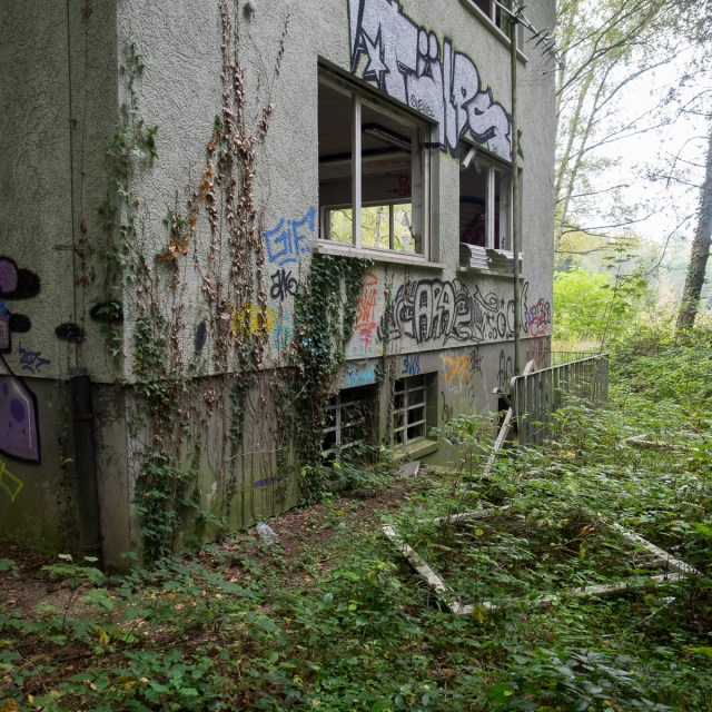 Lost Places Hanau