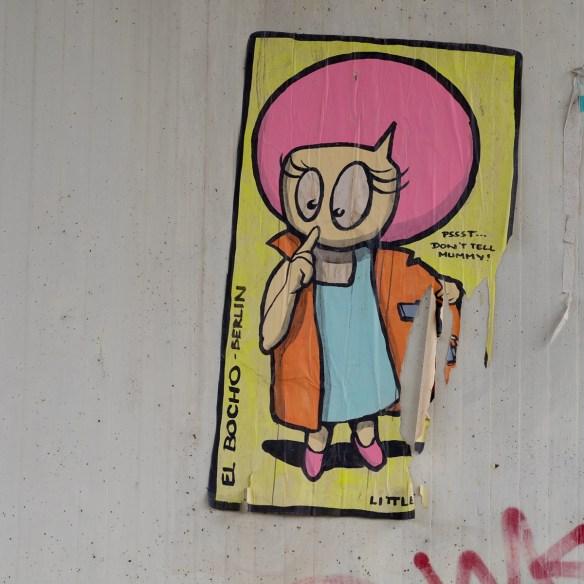 El Bocho - Little Lucy - Frankfurt Heddernheim