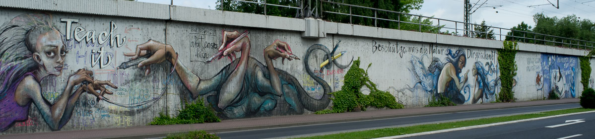 2011-06-12 X100 Graffiti Bad Vilbel Herakut 049
