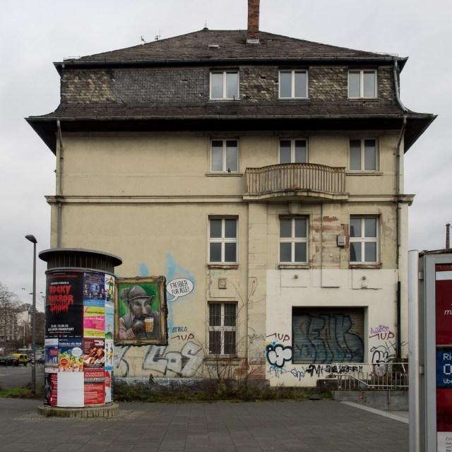 Frankfurt Ostbahnhof