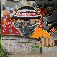 Graffiti & Streetart in Frankfurt (Update, 06/2015)