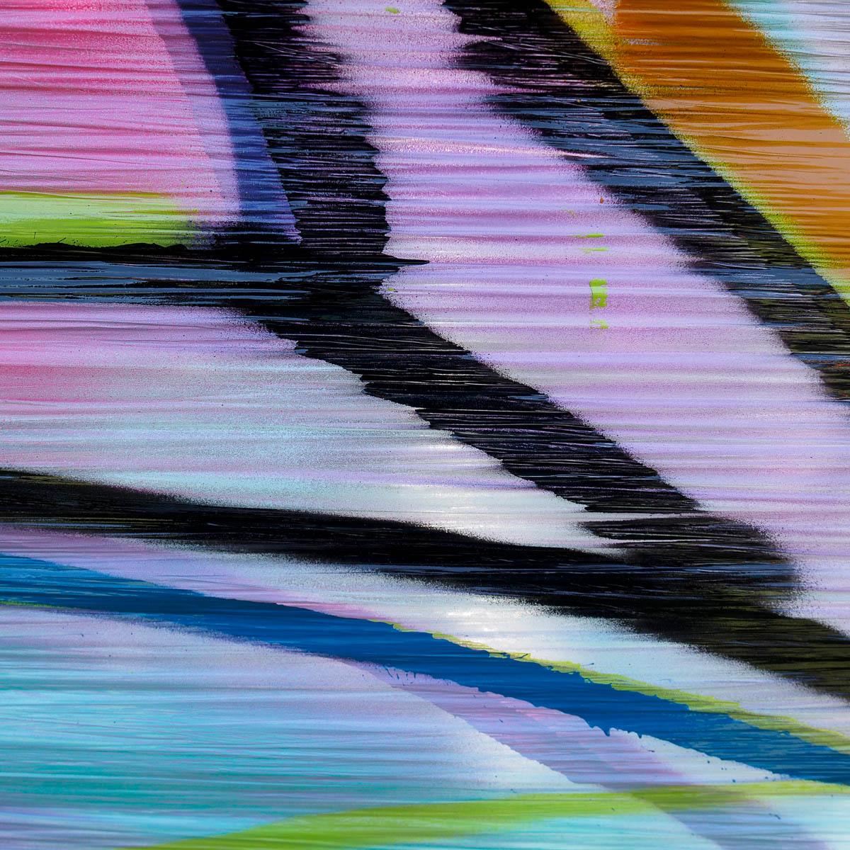 CelloGraff - Kunst auf Folie - Magic Letters Jetzt