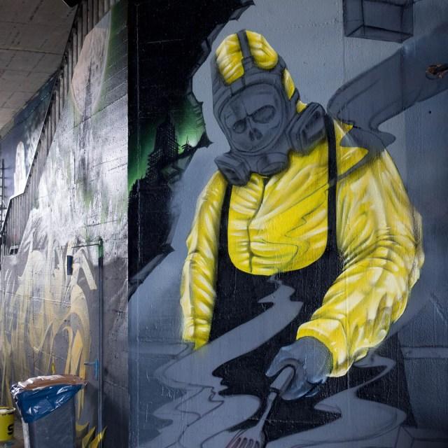 Graffiti Wiesbaden Meeting of Styles 2015