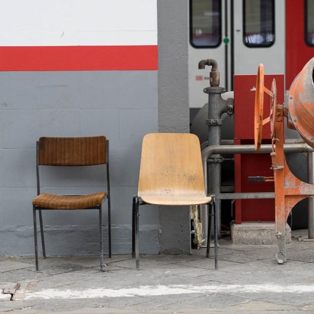 Sessel mit Aussicht