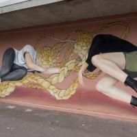 Die Kunst von Sare im Rhein-Main-Gebiet (18 Motive)