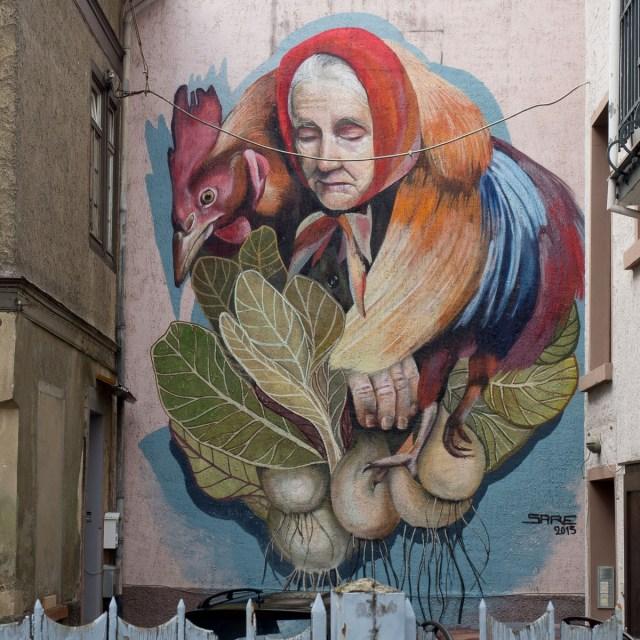 Graffiti Offenbach Sare