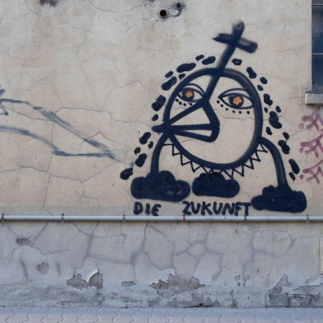 Frankfurt Graffiti Peng