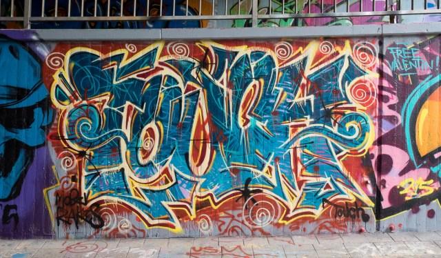 Graffiti Mainz Gonsenheim