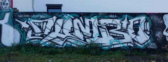 Darmstadt Graffiti Real
