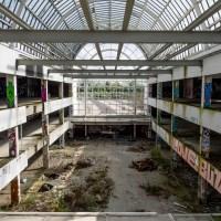 Ruheorte - Hanau Steinheim - Möbel Erbe abgerissen (01/2016) Part 1/2