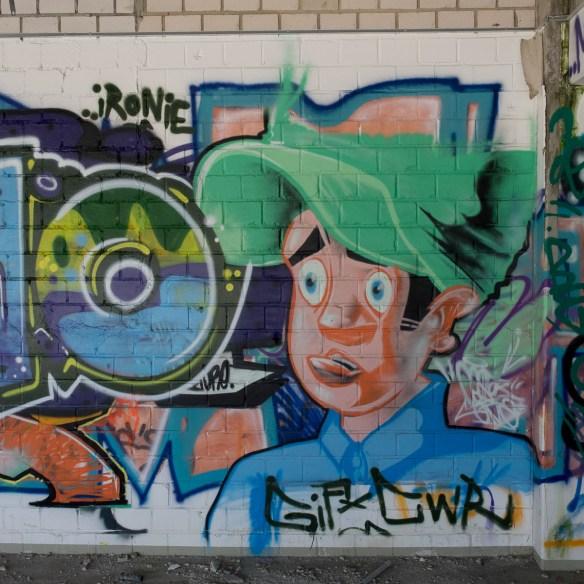 Hanau Graffiti Lost Places
