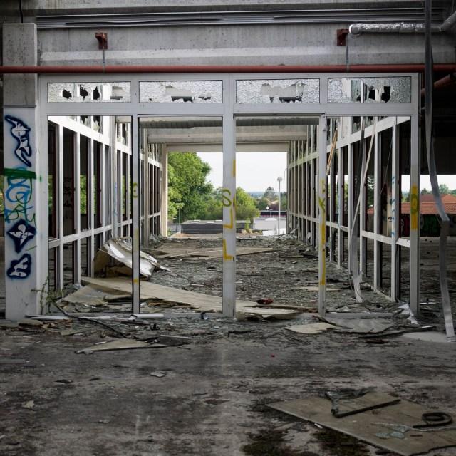 Lost Places Möbelhaus