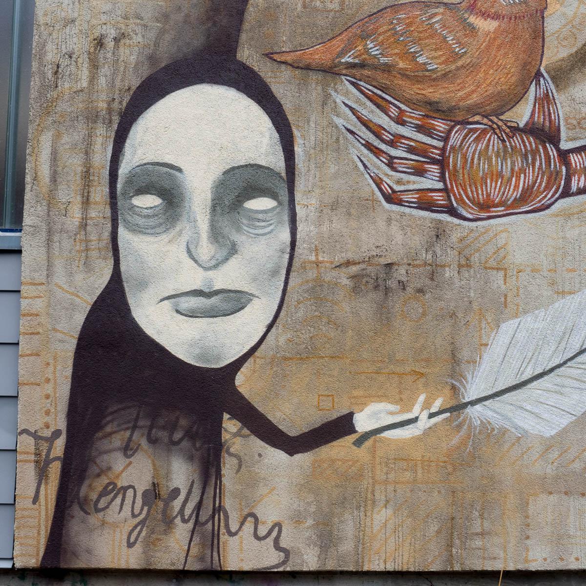Würzburg – Kleiner Graffiti & Streetart – Reiseführer 2016
