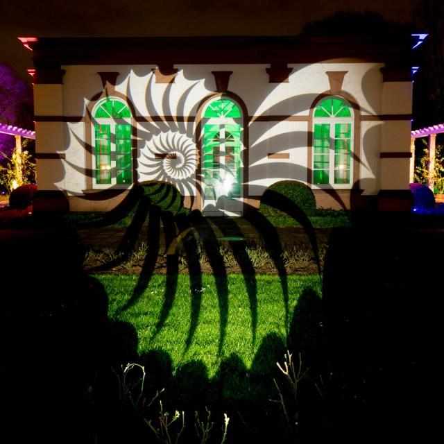 Palmengarten Winterlichter