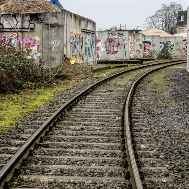 Graffiti Frankfurt Westhafen