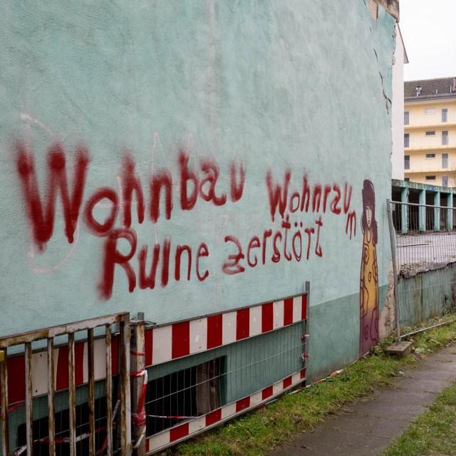Graffiti Mainz Neustadt