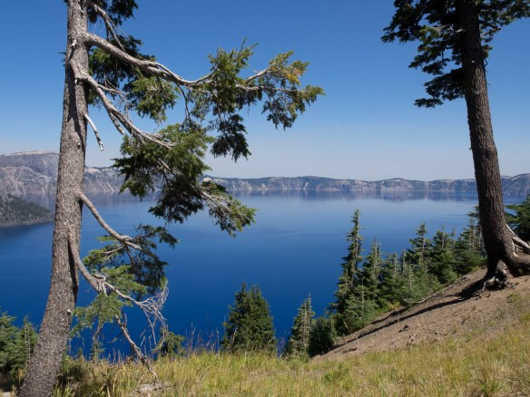 USA Reise Crater Lake Nationalpark