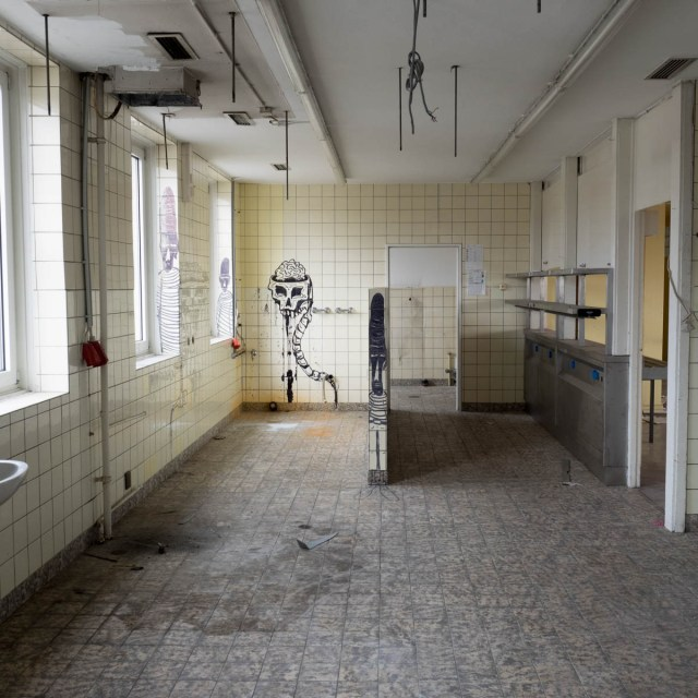 Lost Places Wiesbaden Altes Gericht