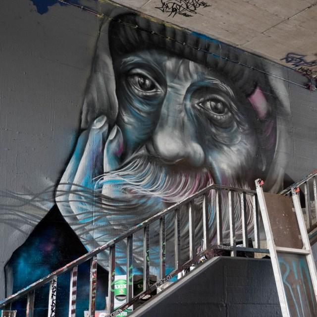 Graffiti Meeting of Styles 2016 Wiesbaden