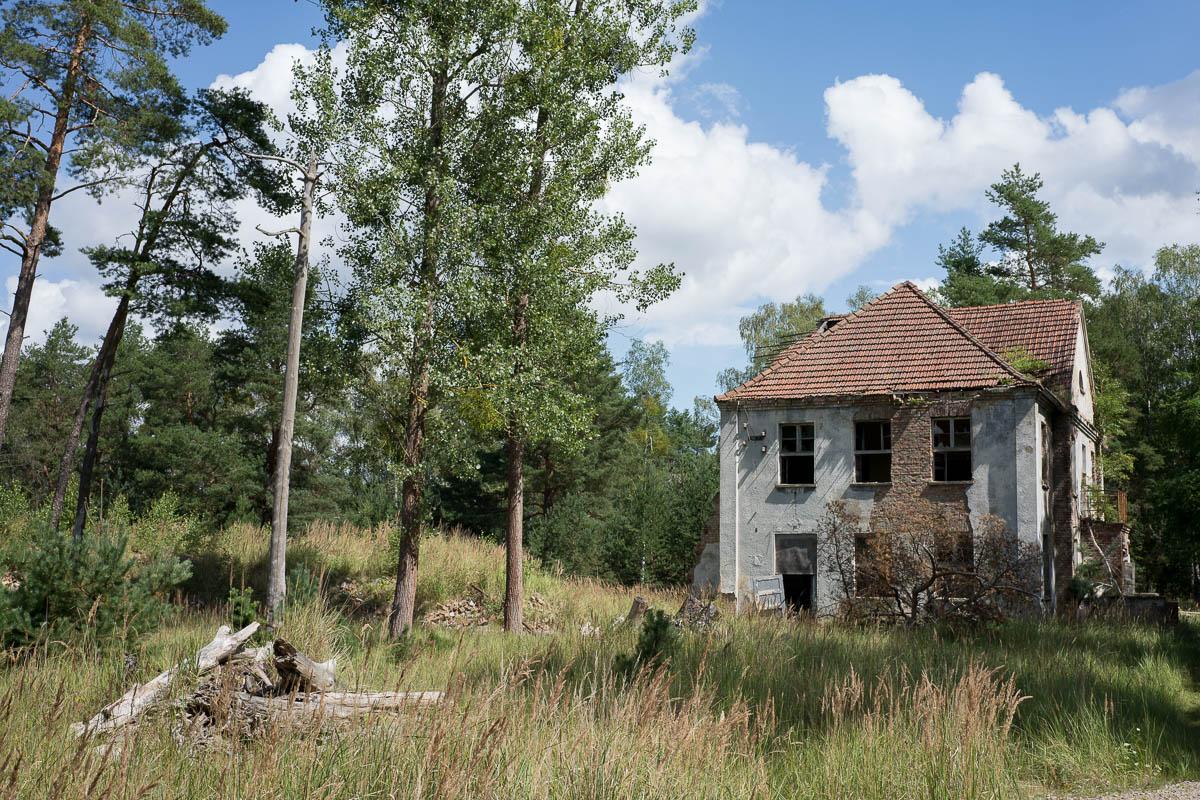 Ruheorte - Sowjet Garnison Vogelsang in Brandenburg (13 Bilder)