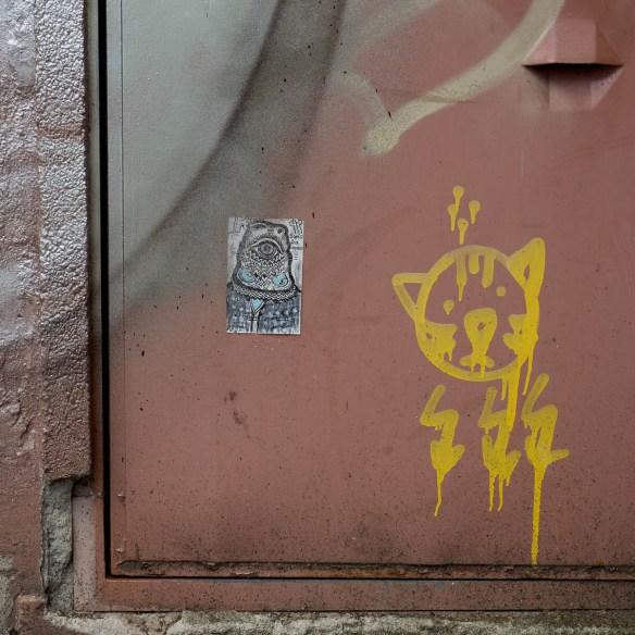 Frankfurt Graffiti & Streetart